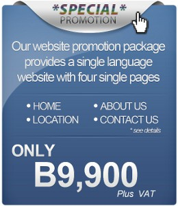Get your Gay Website - Design promotion