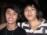 Tai Yai guys in Gay Club - Chiang Mai